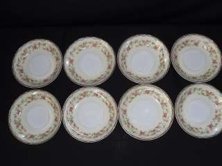ROYAL DERBY OF JAPAN FINE CHINA ANTIQUE DESERT BOWL(S) 8 AVAILABLE