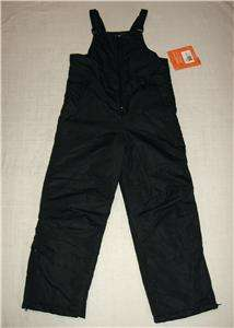 NEW Snowboard SNOW BIB SKI PANTS Snowsuit Kids boys girls 6 7 8 10 12