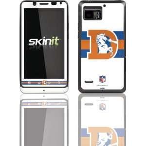 Skinit Denver Broncos Retro Logo Flag Vinyl Skin for