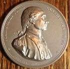 ADMIRAL JOHN PAUL JONES AMERICAN REVOLUTION HERO BRONZE MEDAL