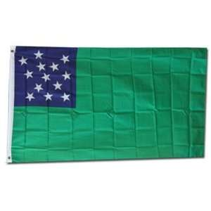 Green Mountain Boys Flag Home & Kitchen