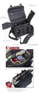 NEW Canon LCB 03 DSLR SLR Camera Bag 500D, 450D, 400D