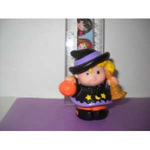 Fisher Price Little People Witch Toys & Games
