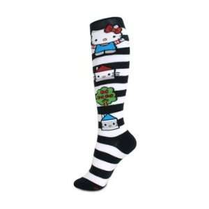 Knee High Socks   Sanrio   Hello Kitty Cat City