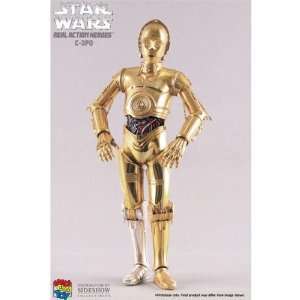 3PO)   12 Inches Medicom Toys Sideshow Collectibles Toys & Games