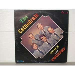 CATHEDRAL QUARTET   town and country ETERNAL 730651 (LP vinyl record)