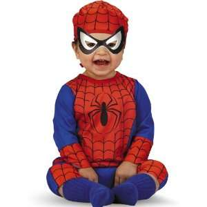 Spiderman Costume Infant 12 18 Month Cute Halloween 2011: Toys & Games