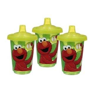 Sesame Street Mini Plush Elmo Basket Toys & Games
