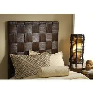 Square Weave Headboard Size King