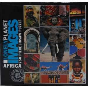 Lonely Planet Images 750 Piece Jigsaw Puzzle   Africa Toys & Games