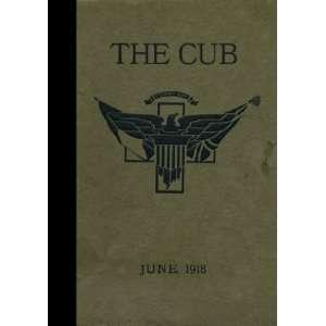 (Reprint) 1918 Yearbook University High School, Oakland