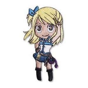 Fairy Tail Lucy Patch: Toys & Games