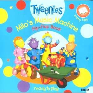 Tweenies Milos Music Machine (9780563476368): Andy Holt