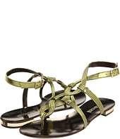 Roberto Cavalli   Criss Cross Flat Sandal