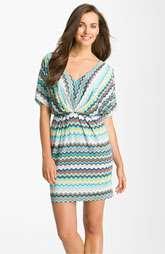 Trina Turk Pebble Chevron Stripe Jersey Dress $368.00