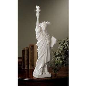 Statue Of Liberty Desktop Table Sculpture Statue Figurine Home