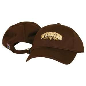 University of Wyoming Cowboys Womens Brown Slouch Style