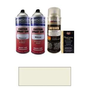 Tricoat 12.5 Oz. White Pearl Tricoat Spray Can Paint Kit