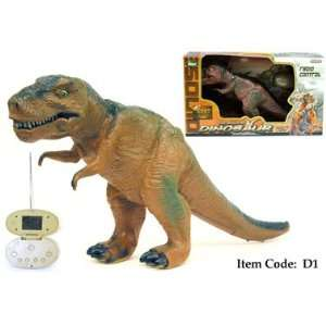 radio remote control animal toy monster T Rex King Toys & Games