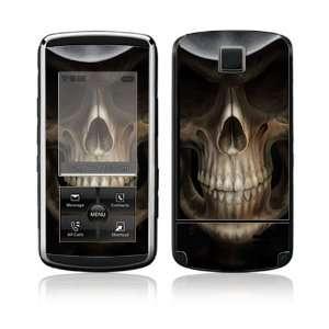 LG Venus (VX8800) Decal Skin   Skull Dark Lord