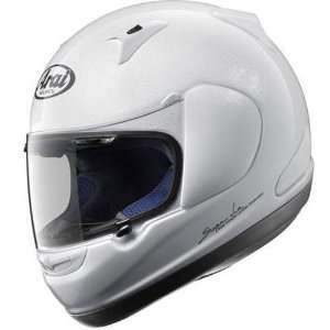 Arai Signet Q Motorcycle Helmet   Diamond White Medium Automotive