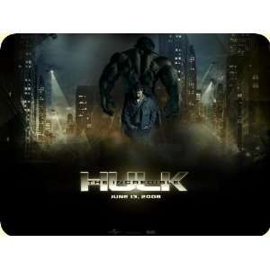 Hulk Iron Man Thor Spider M Mouse Pad