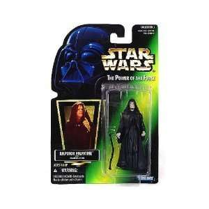 Star Wars Action Figure Power of the Force   Emperor