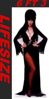 Sexy Elvira Cassandra Peterson LiFeSiZe Cardboard Standup Cutout