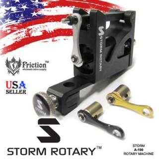 NEW STORM a100 Rotary Tattoo Machine Gun Liner Shader 3 set bearings