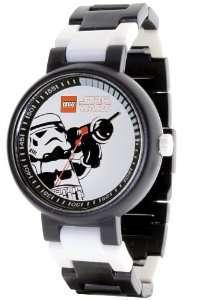 LEGO Midsize 3408STW10 Star Wars Storm Trooper Watch LEGO Watches