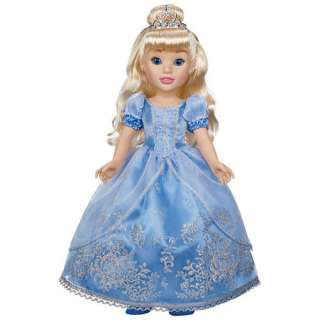 Disney Princess & Me 18 Fashion Doll CINDERELLA