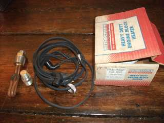 Heavy duty engine block heater 860 9845 zero start