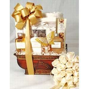 Spa Gift Basket for Women   Mothers Day Gift Idea  Toys & Games