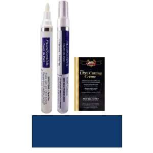 Oz. Dark Blue Paint Pen Kit for 1967 Volvo All Models (96) Automotive