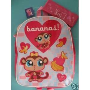 Littlest Pet Shop Backpack/Littlest Pet Shop back Pack/LPS