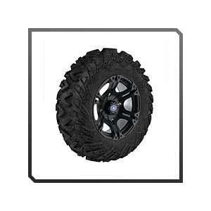 Polaris RZR   Sixr 14 Rim With Itp Terra Cross Tire Kit