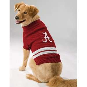 Alabama Crimson Tide Dog Sweater