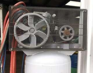 Ingersoll Rand Air Compressor Indusrial Shop 60 Gallon Equipmen