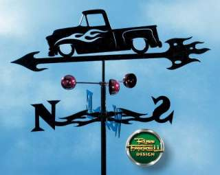 Hand Made CHEVY TRUCK AUTO CAR Weathervane ~NEW~