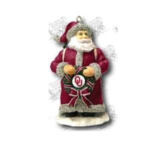 University of Oklahoma Norman OU Sooners   Holiday Christmas Tree