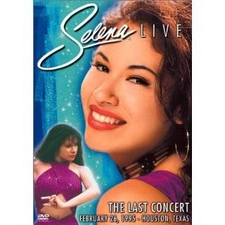 Selena Live   The Last Concert Selena Music
