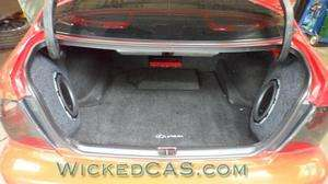 IS300 SUB BOX 01 05 LEXUS IS 300 SUBWOOFER ENCLOSURE STEALTH