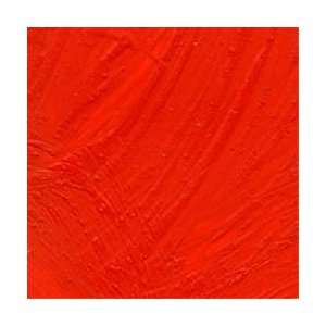 Oil Paint Permanent Red Orange 37 ml tube Arts, Crafts & Sewing