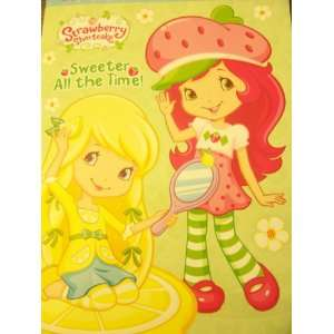 Fun Book to Color ~ Sweeter All the Time (2011) American Greetings