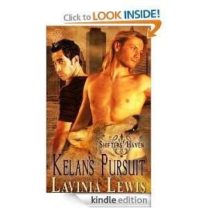 Pursuit (Shifters Haven) Lavinia Lewis  Kindle Store