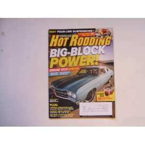 Popular Hot Rodding June 2009 (EASY FOUR LINK SUSPENSIONS