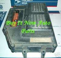 56028741 Dodge Dakota 3.9L AT Engine Computer Module ECM ECU Module