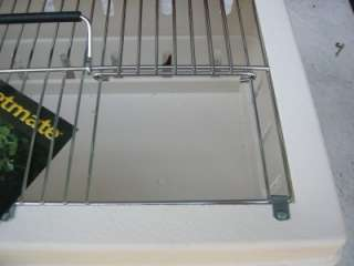 Airline Carry on Travel Cage for small birds