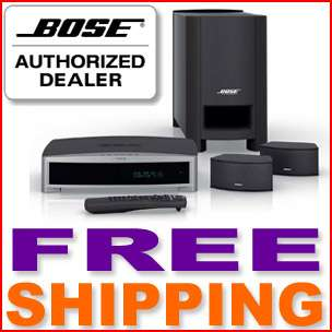 BOSE 3 2 1 GS SERIES III HOME THEATER SYSTEM 321   NEW