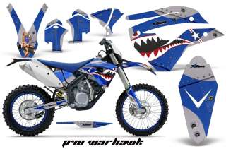 Shroud Graphics , Fenders(front/rear ), Air Box, Lower Fork guards